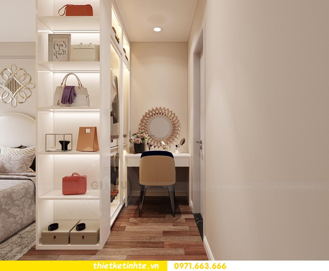 thiết kế nội thất tại chung cư West Point hiện đại sang trọng 09