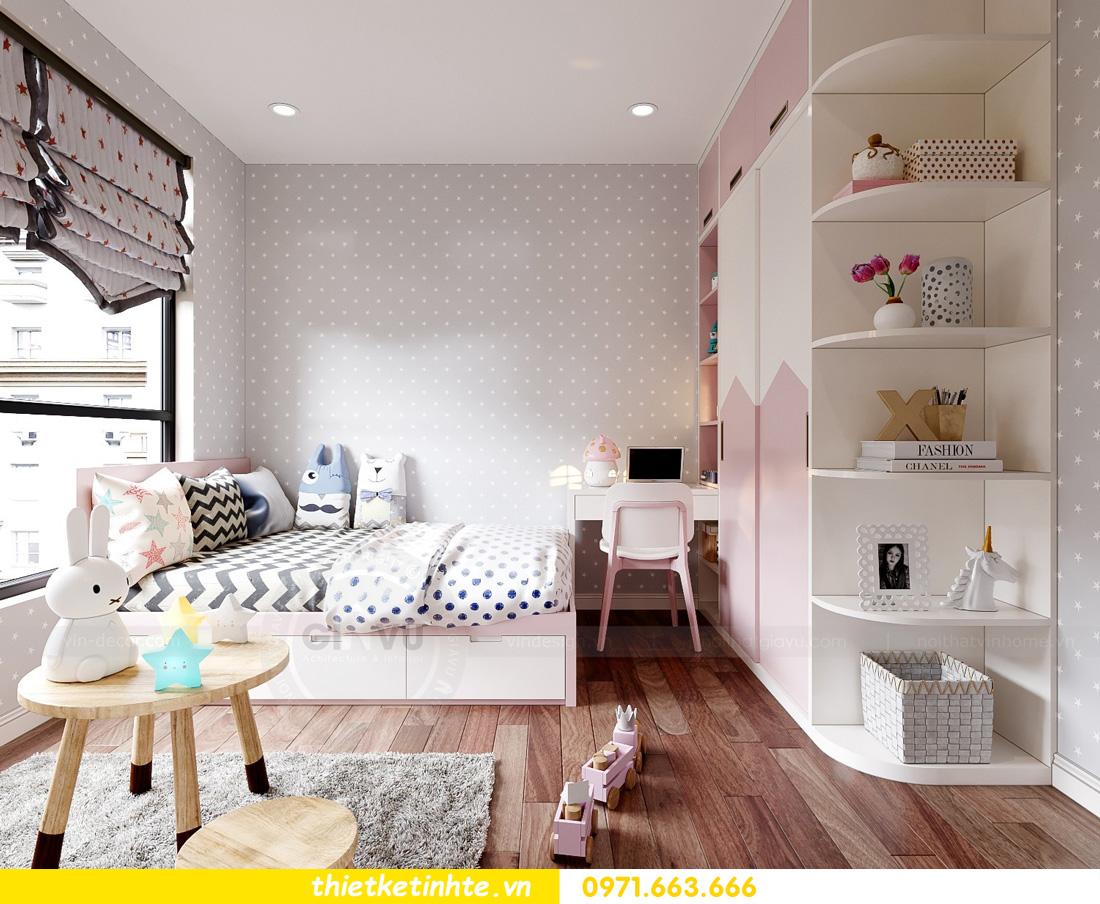 thiết kế nội thất tại chung cư West Point hiện đại sang trọng 13