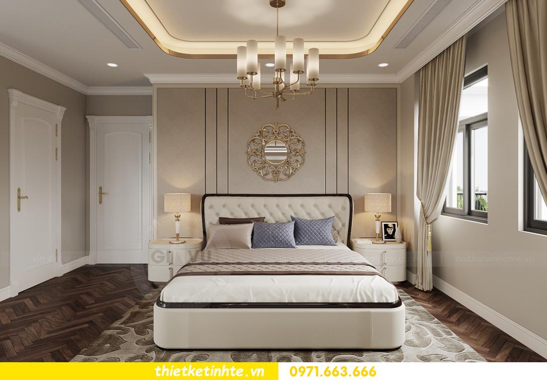 thiết kế nội thất biệt thự Vinhomes Green Villas Tây Mỗ - Anh Huy 08