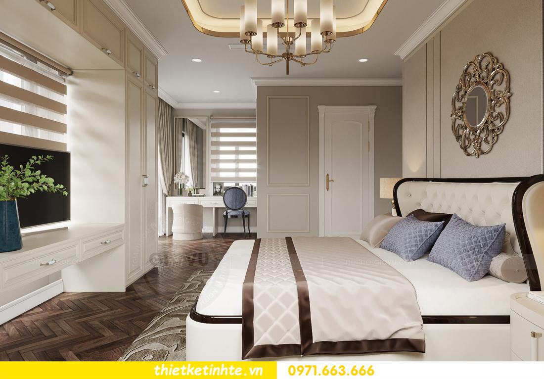 thiết kế nội thất biệt thự Vinhomes Green Villas Tây Mỗ - Anh Huy 09