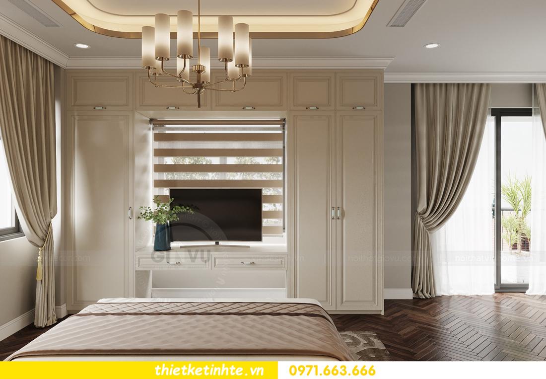 thiết kế nội thất biệt thự Vinhomes Green Villas Tây Mỗ - Anh Huy 10