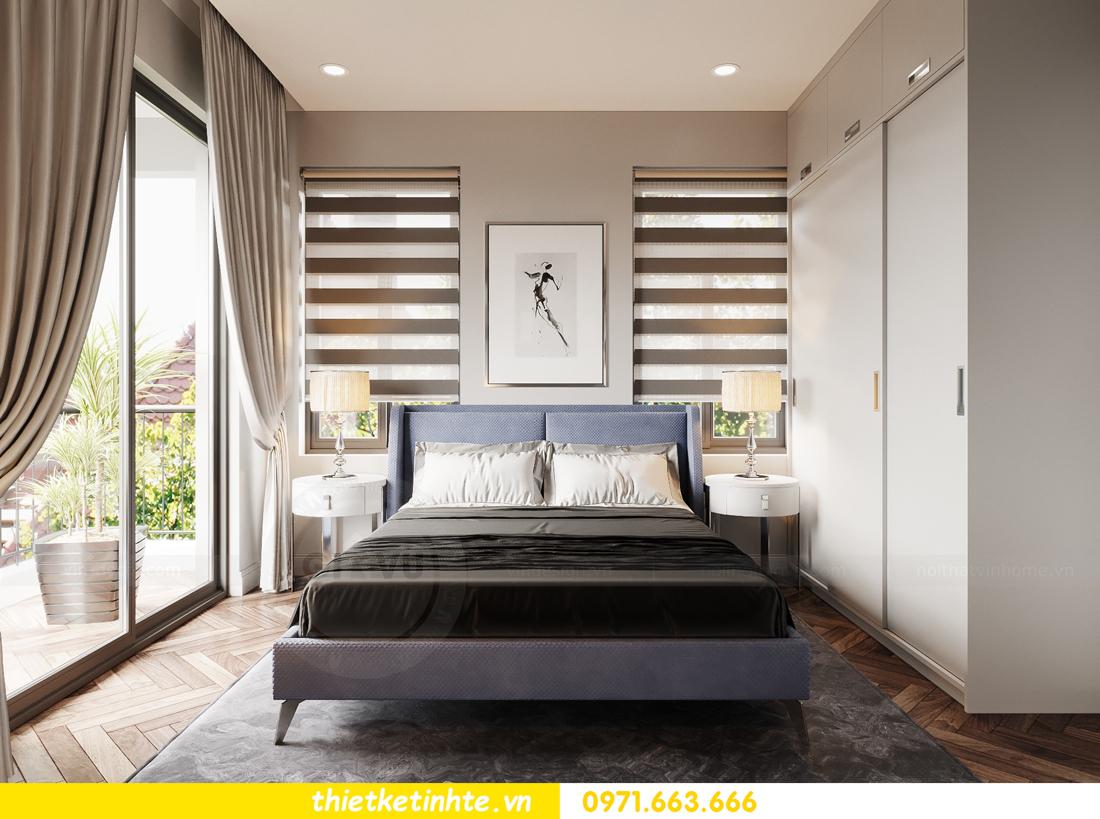 thiết kế nội thất biệt thự Vinhomes Green Villas Tây Mỗ - Anh Huy 13