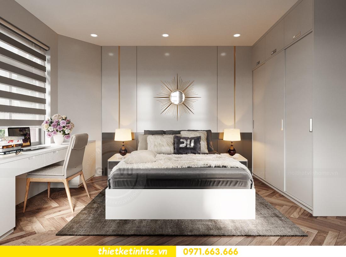 thiết kế nội thất biệt thự Vinhomes Green Villas Tây Mỗ - Anh Huy 14