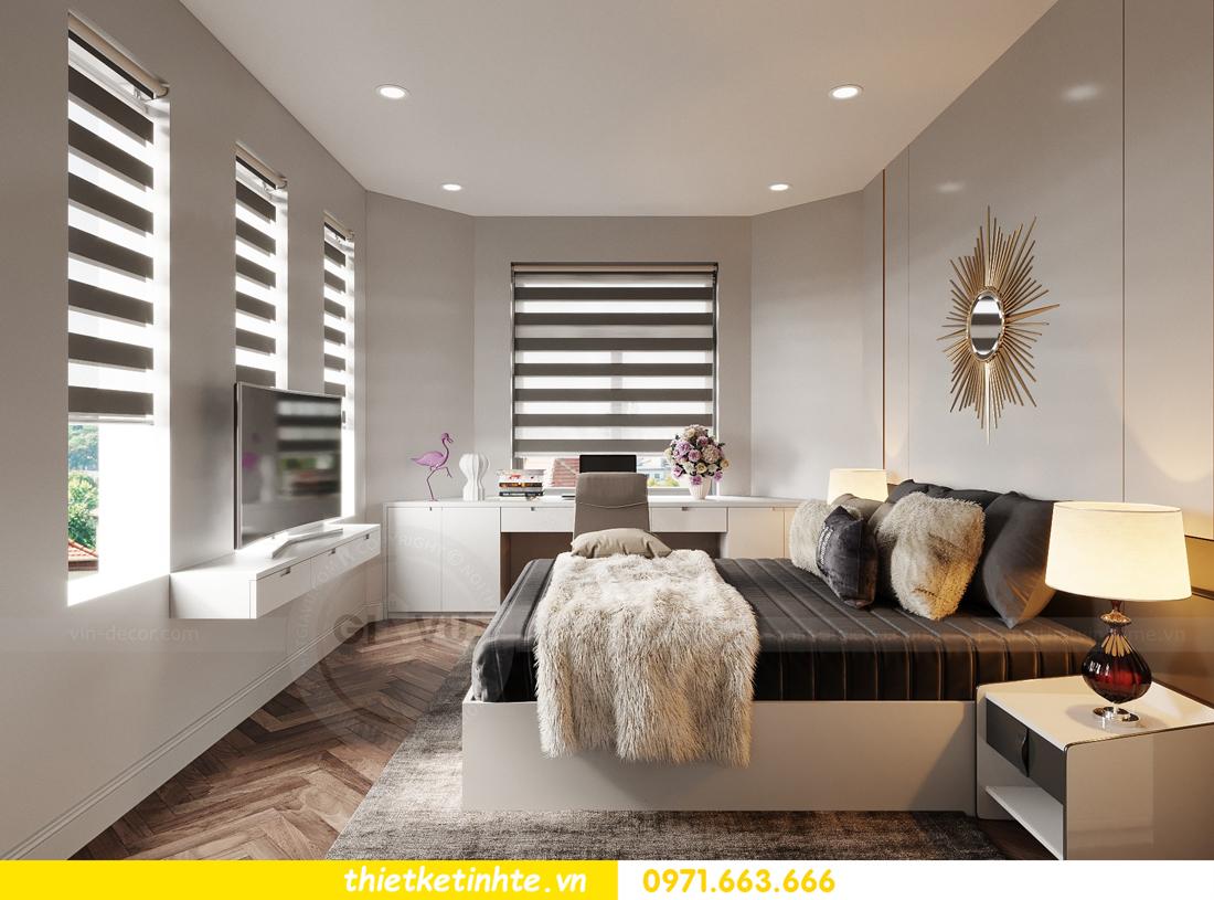 thiết kế nội thất biệt thự Vinhomes Green Villas Tây Mỗ - Anh Huy 15