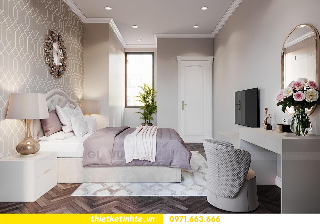 thiết kế nội thất biệt thự Vinhomes Ocean Park LK Sao Biển 10