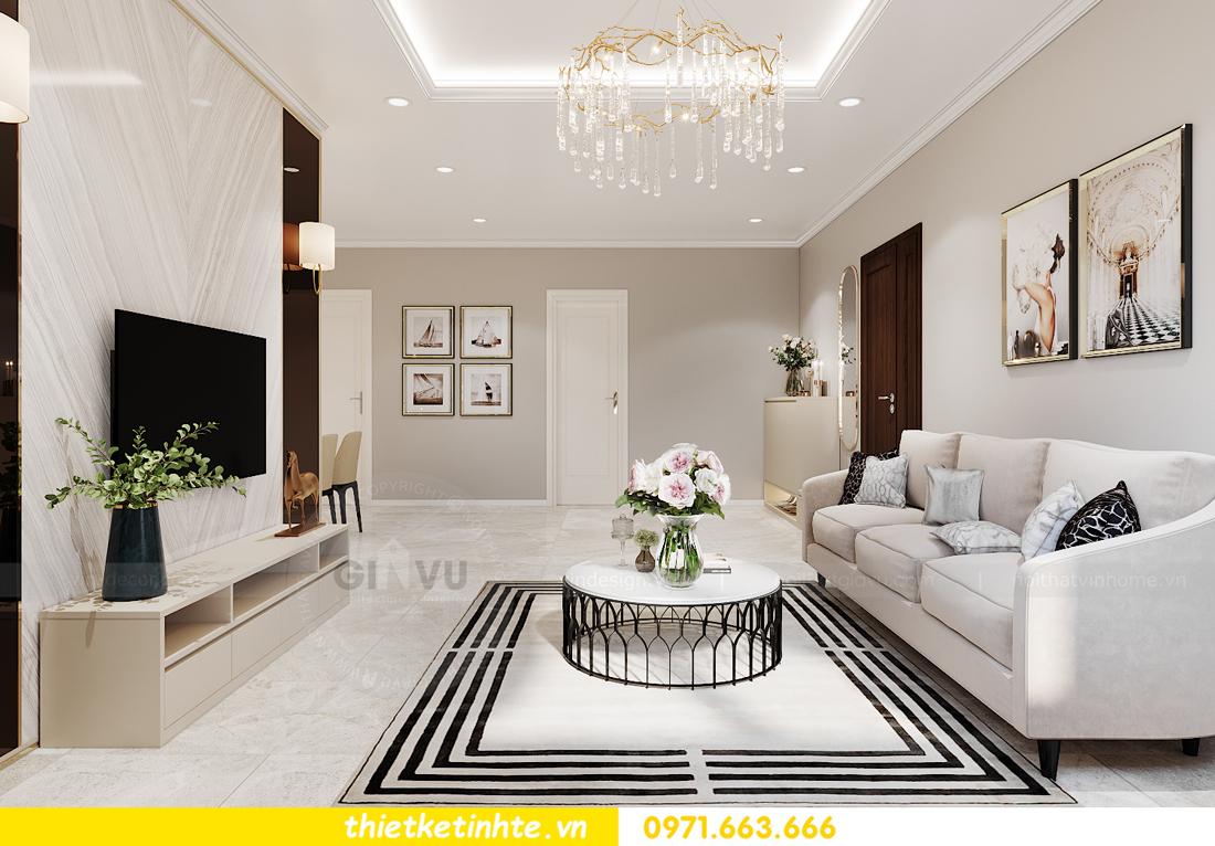 thiết kế nội thất chung cư IA20 Ciputra Nam Thăng Long 02