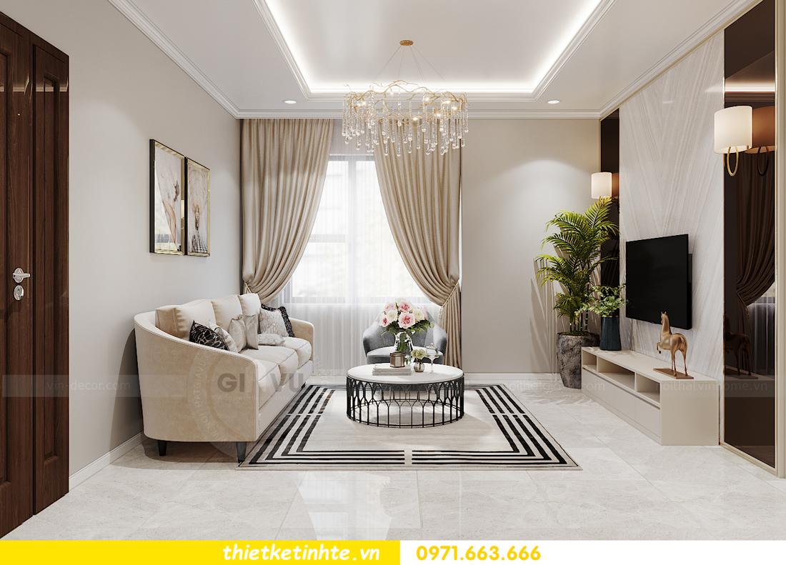 thiết kế nội thất chung cư IA20 Ciputra Nam Thăng Long 03
