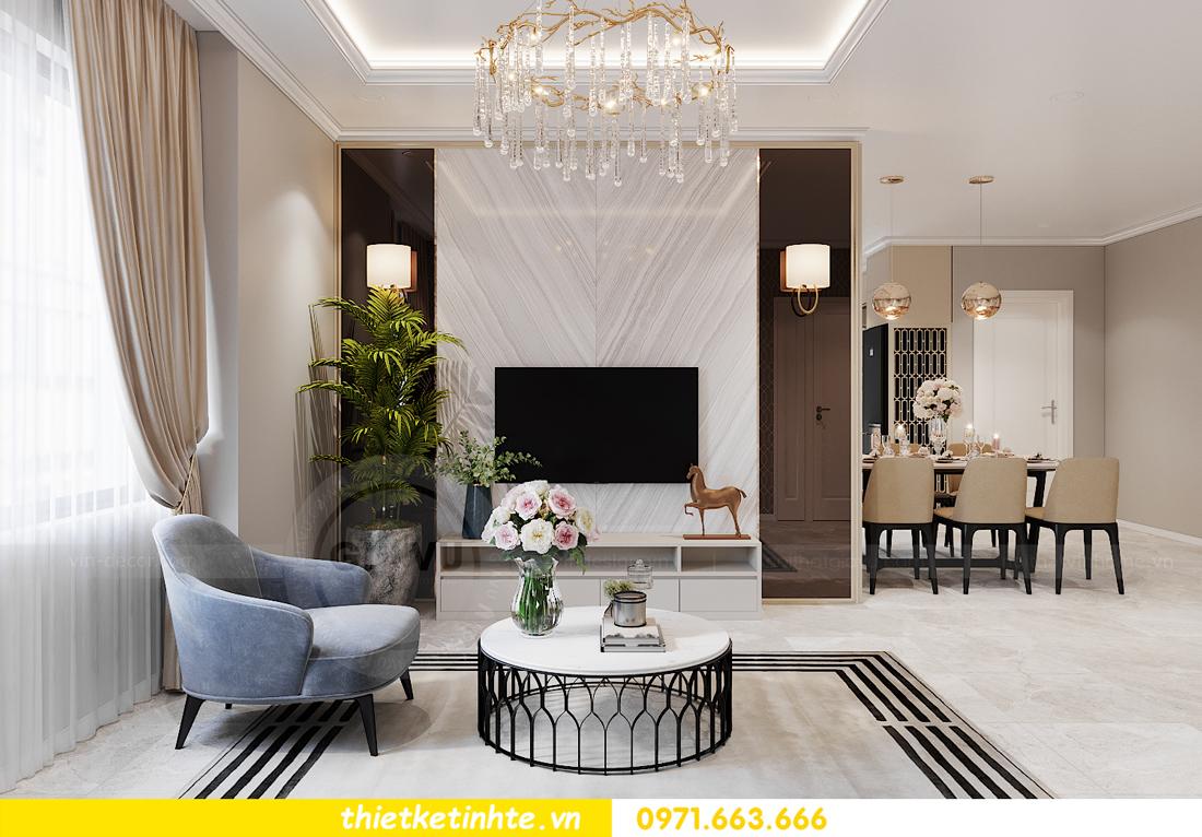 thiết kế nội thất chung cư IA20 Ciputra Nam Thăng Long 04