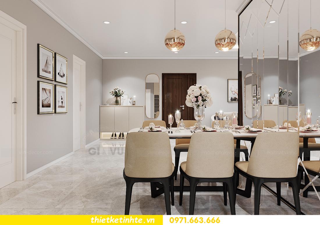 thiết kế nội thất chung cư IA20 Ciputra Nam Thăng Long 05