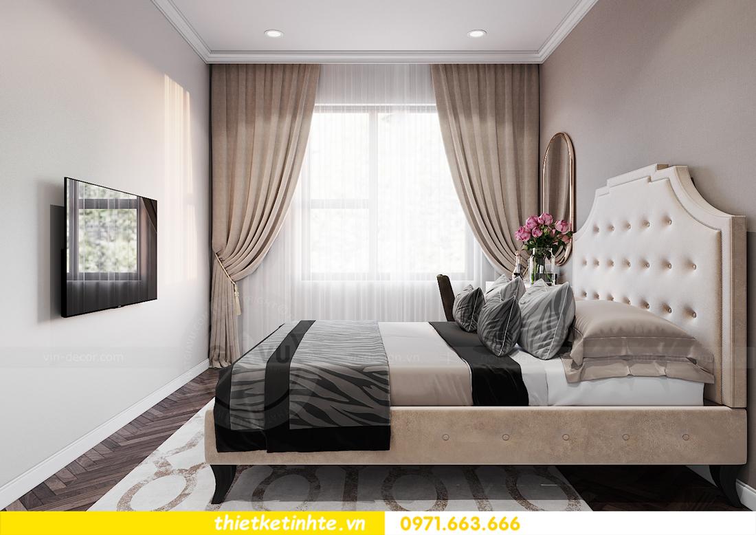 thiết kế nội thất chung cư IA20 Ciputra Nam Thăng Long 08