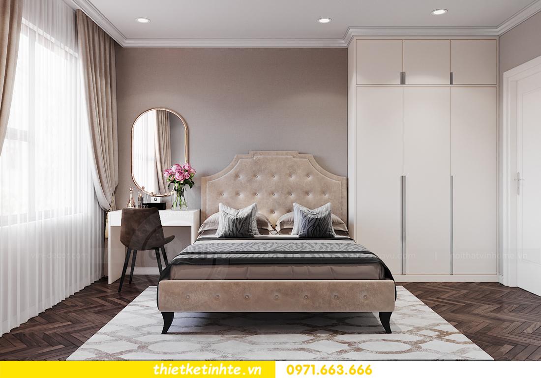 thiết kế nội thất chung cư IA20 Ciputra Nam Thăng Long 09