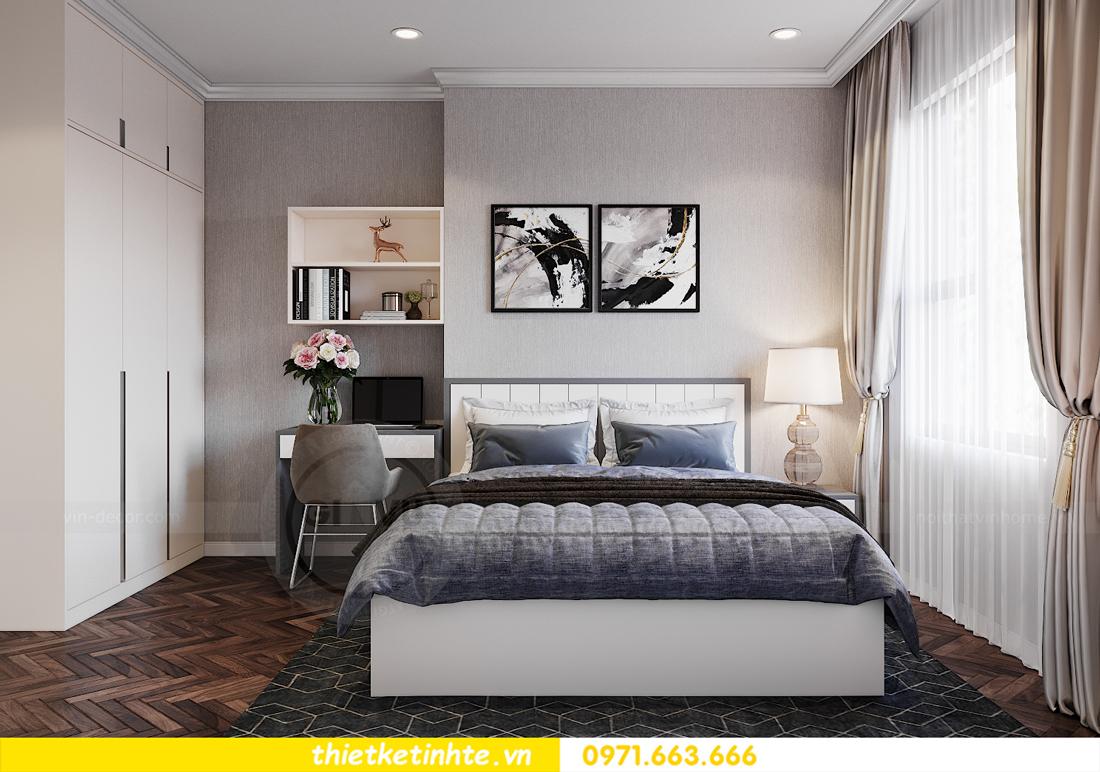 thiết kế nội thất chung cư IA20 Ciputra Nam Thăng Long 10