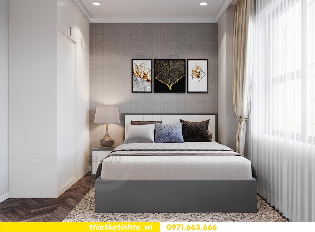 thiết kế nội thất chung cư IA20 Ciputra Nam Thăng Long 12