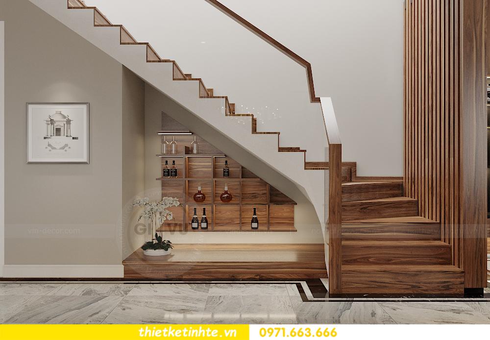 thiết kế thi công nội thất biệt thự OCean Park sang trọng 07