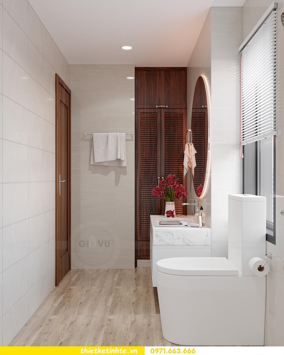 thiết kế thi công nội thất biệt thự OCean Park sang trọng 13