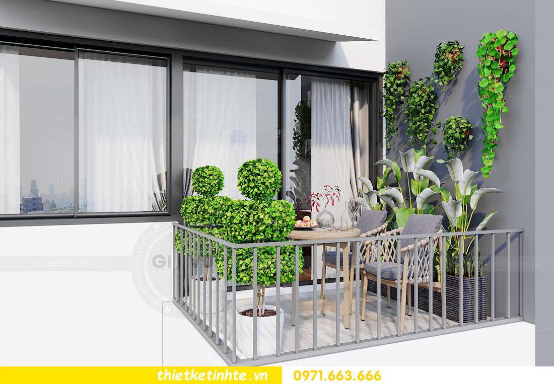 thiết kế thi công nội thất biệt thự OCean Park sang trọng 14