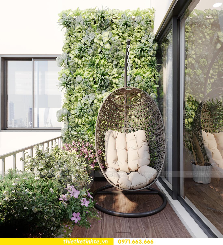 thiết kế thi công nội thất biệt thự OCean Park sang trọng 26