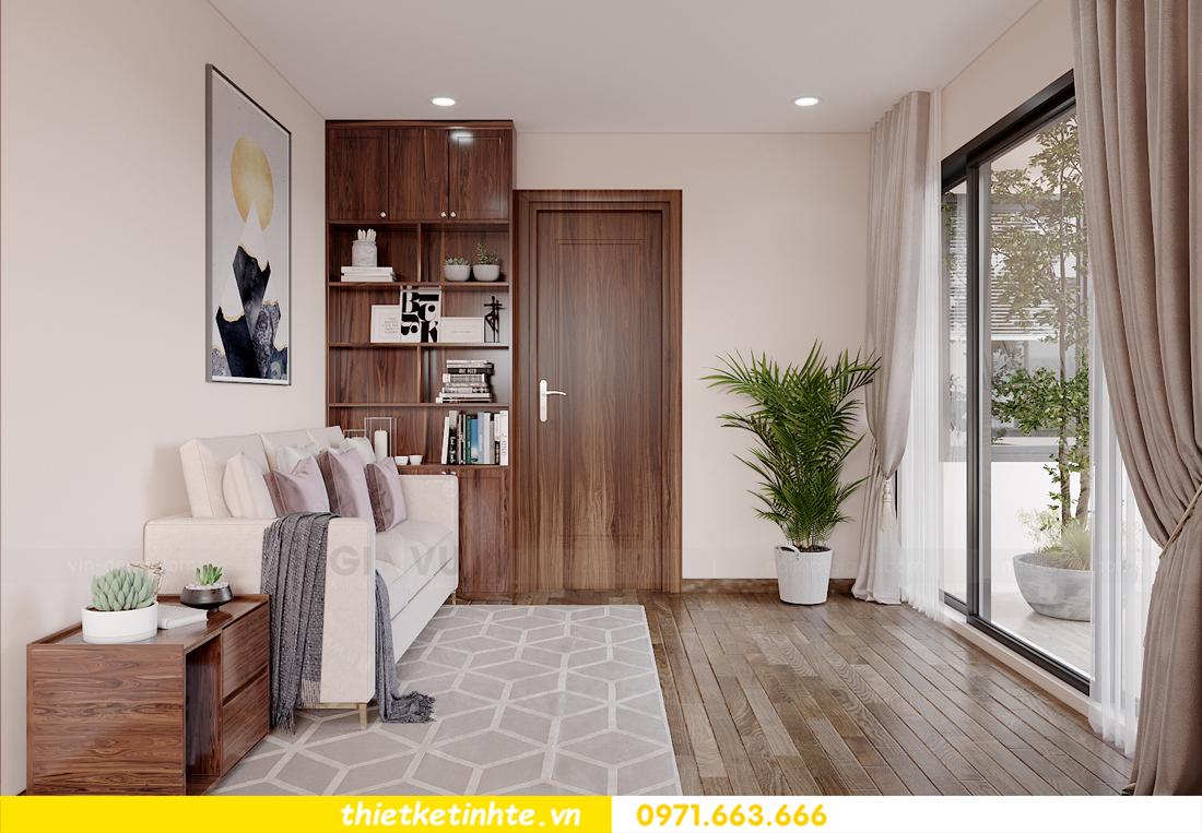 thiết kế thi công nội thất biệt thự OCean Park sang trọng 28