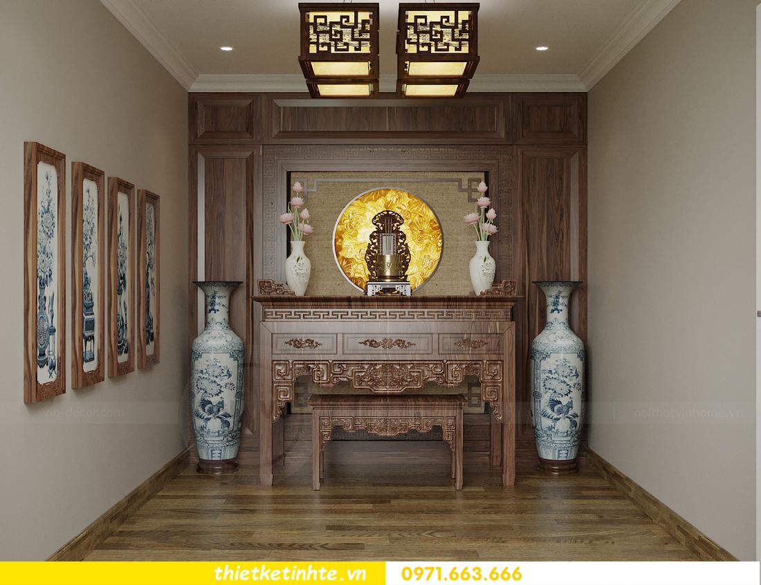 thiết kế thi công nội thất biệt thự OCean Park sang trọng 29