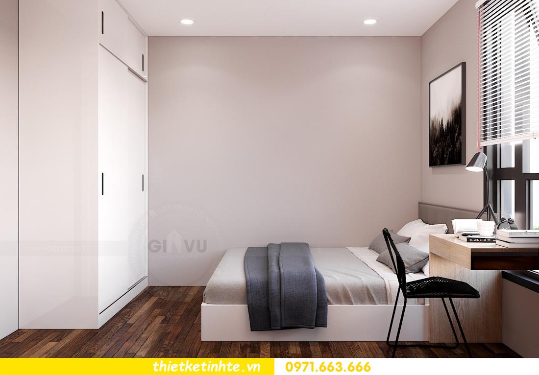 thiết kế thi công nội thất Vinhomes West Point W2 căn 11A 8