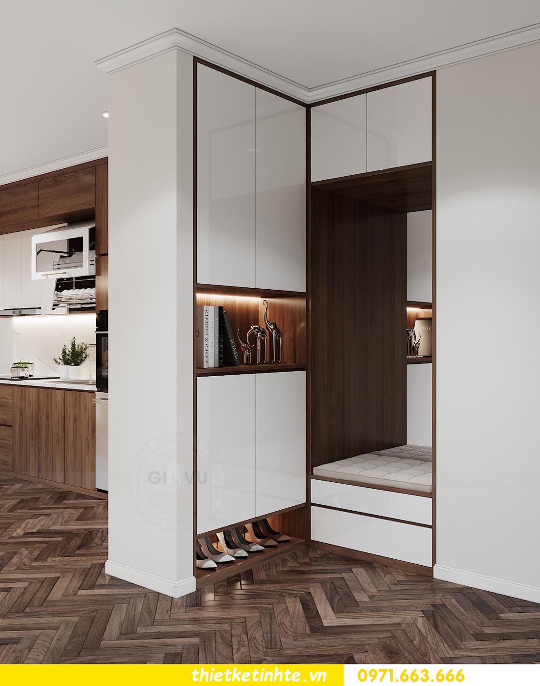 mẫu nội thất căn hộ đẹp tại Vinhomes Ocean Park 1