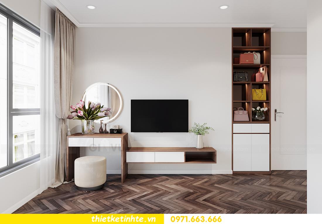 mẫu nội thất căn hộ đẹp tại Vinhomes Ocean Park 10