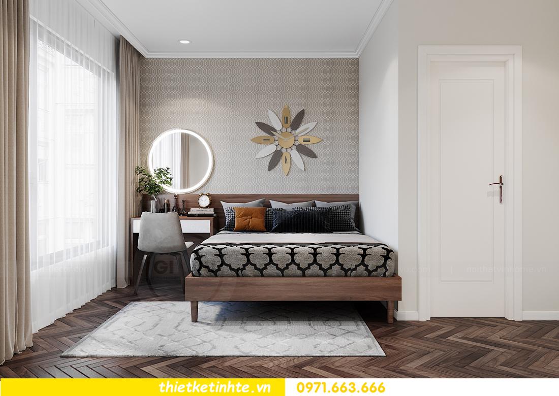 mẫu nội thất căn hộ đẹp tại Vinhomes Ocean Park 11