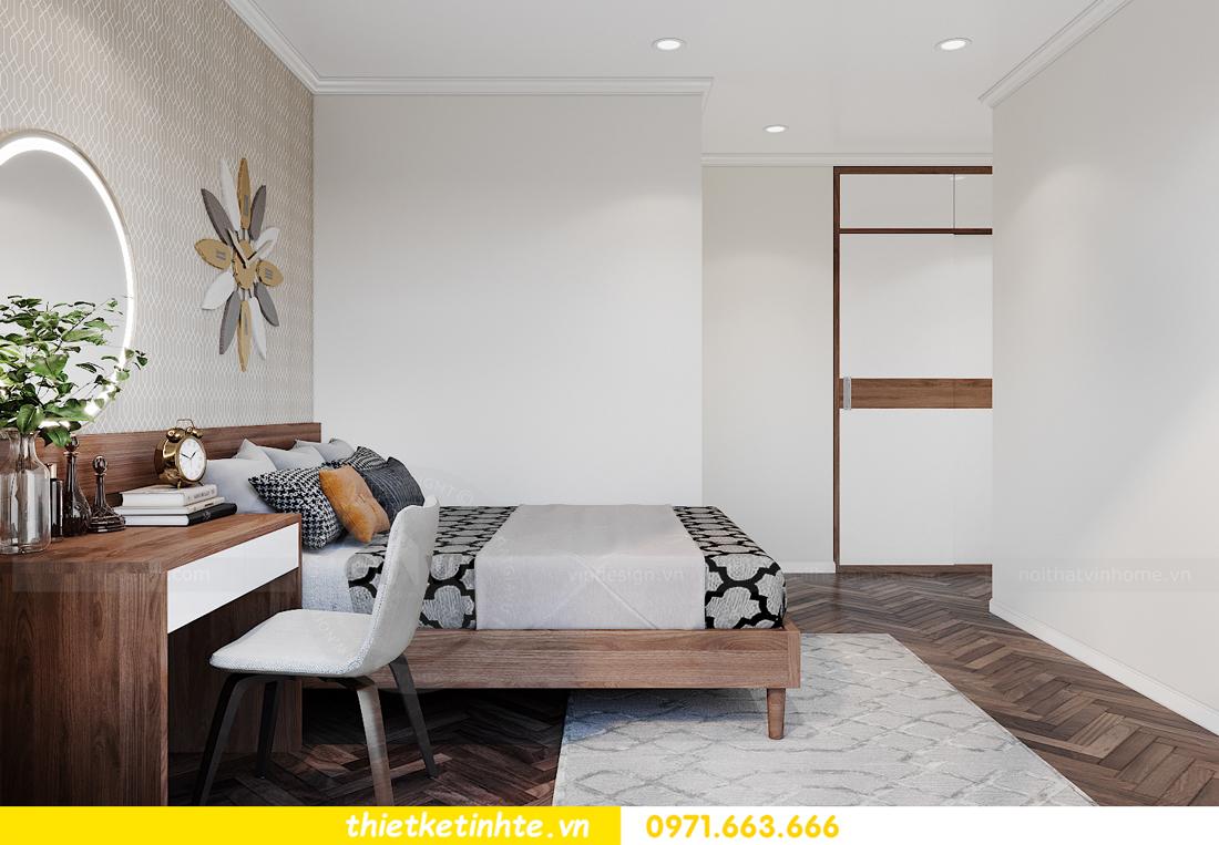 mẫu nội thất căn hộ đẹp tại Vinhomes Ocean Park 12