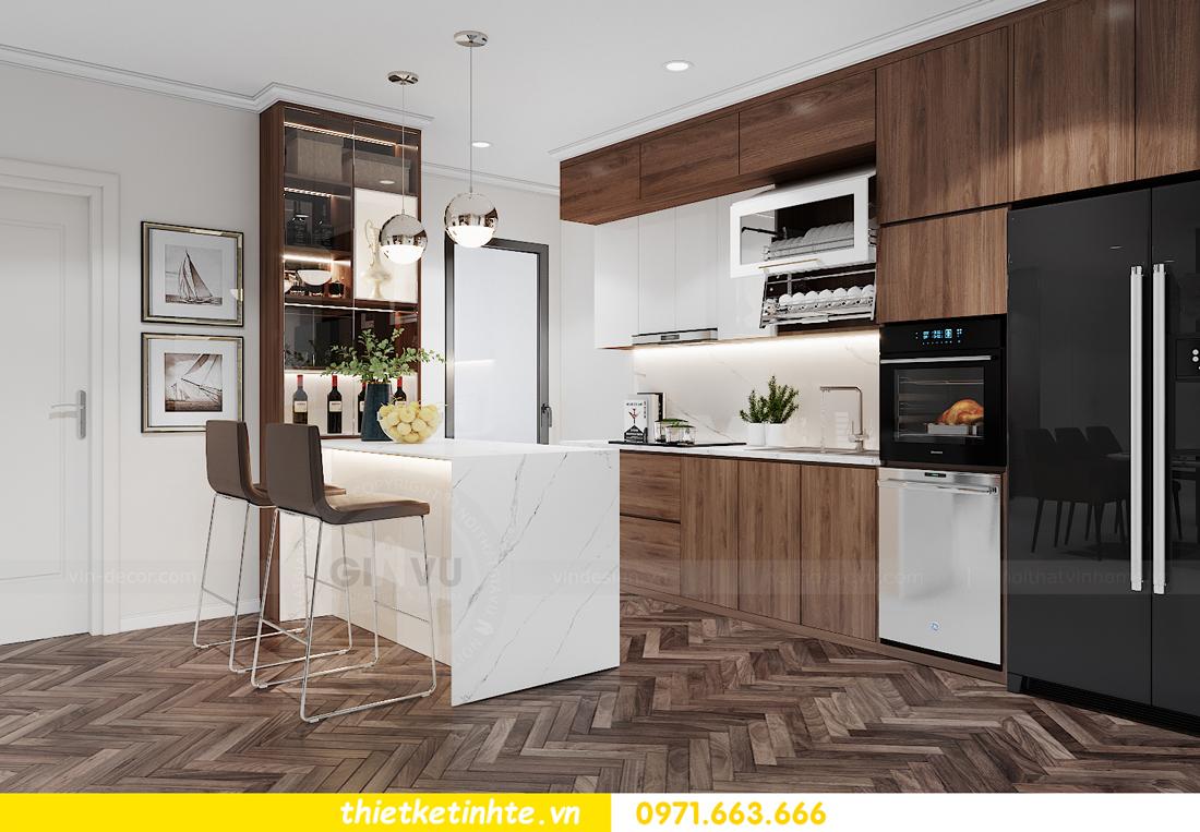 mẫu nội thất căn hộ đẹp tại Vinhomes Ocean Park 2