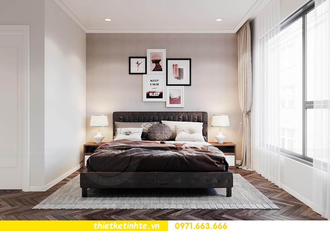 mẫu nội thất căn hộ đẹp tại Vinhomes Ocean Park 8