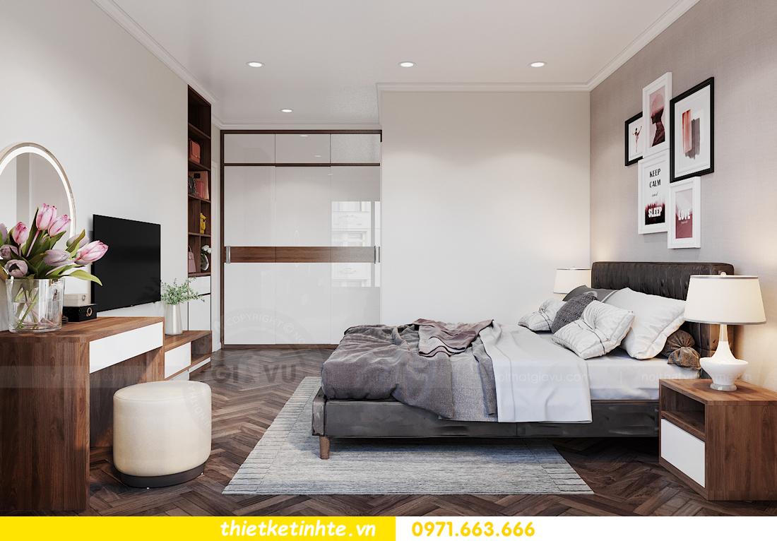 mẫu nội thất căn hộ đẹp tại Vinhomes Ocean Park 9
