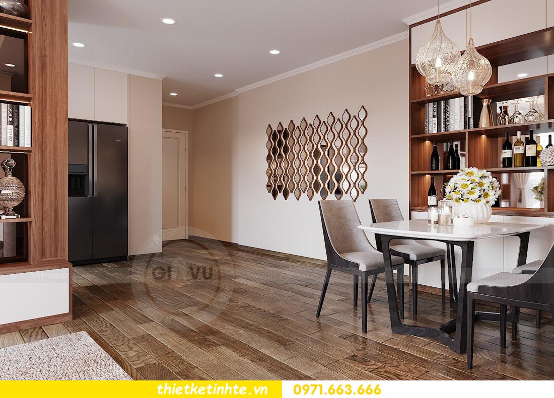 Mẫu thiết kế nội thất chung cư đơn giản mà đẹp 04