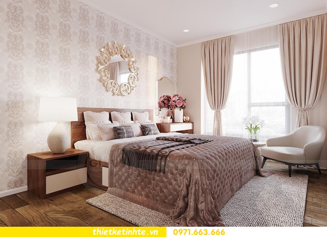 Mẫu thiết kế nội thất chung cư đơn giản mà đẹp 06