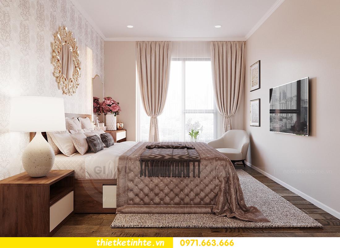 Mẫu thiết kế nội thất chung cư đơn giản mà đẹp 08
