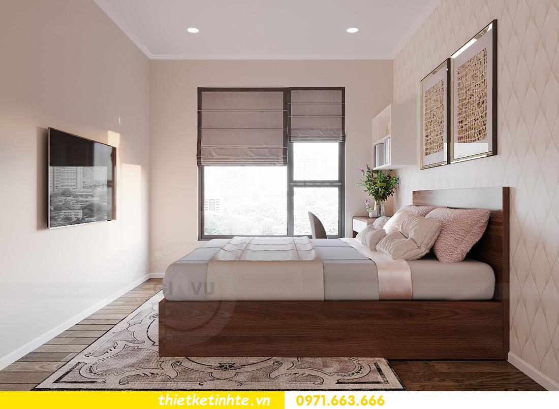 Mẫu thiết kế nội thất chung cư đơn giản mà đẹp 09