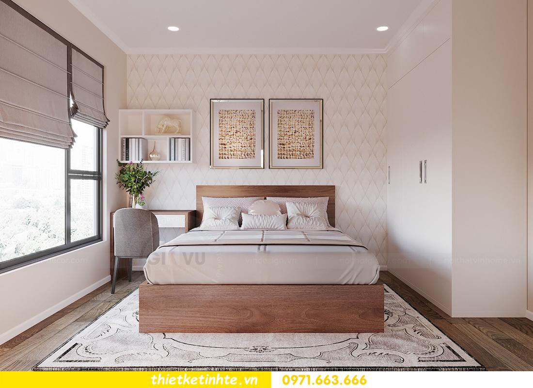 Mẫu thiết kế nội thất chung cư đơn giản mà đẹp 10