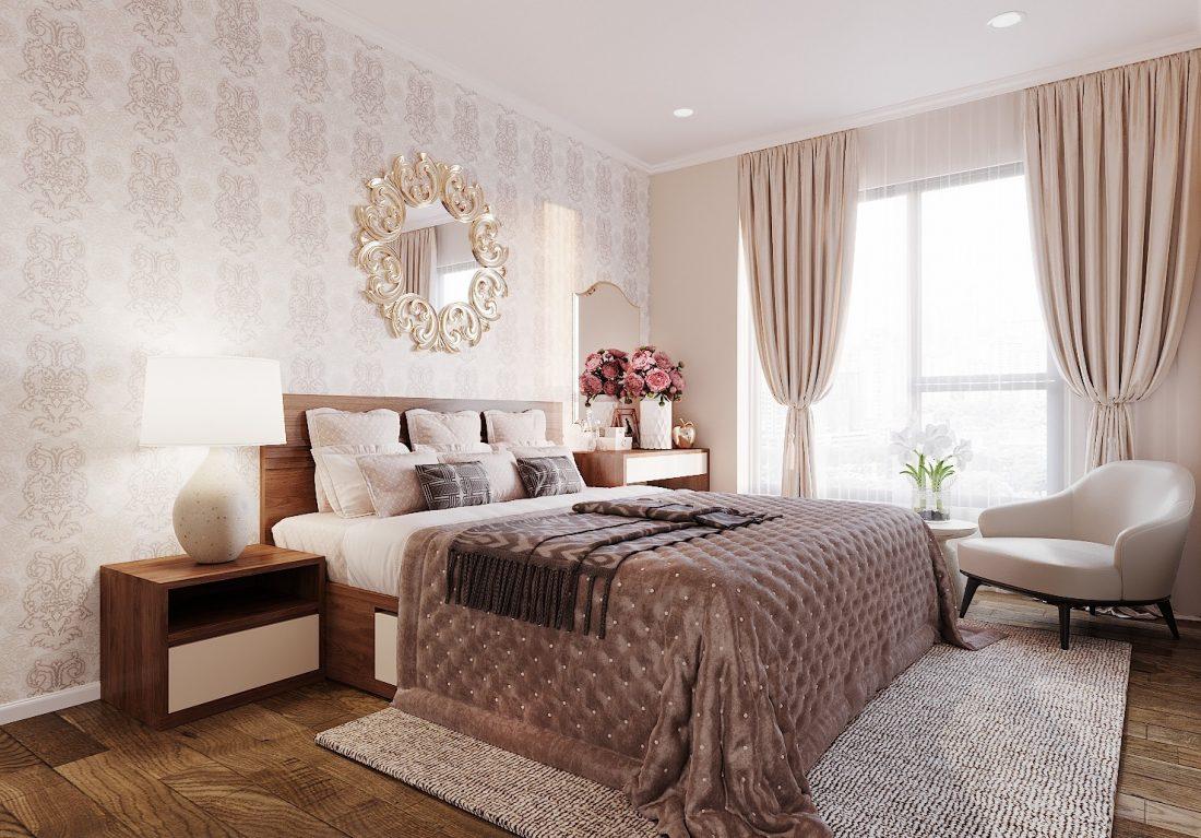 Mẫu thiết kế nội thất chung cư đơn giản mà đẹp