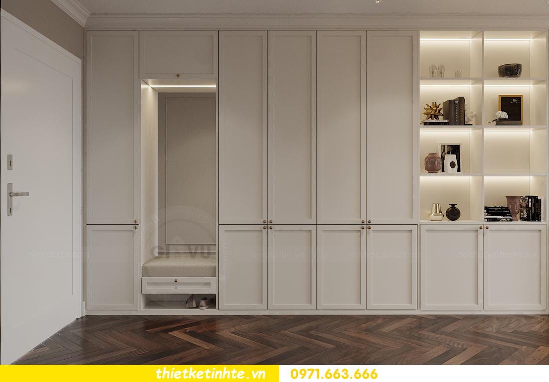 thiết kế nội thất căn hộ 3 phòng ngủ tại Imperia Sky Garden 1