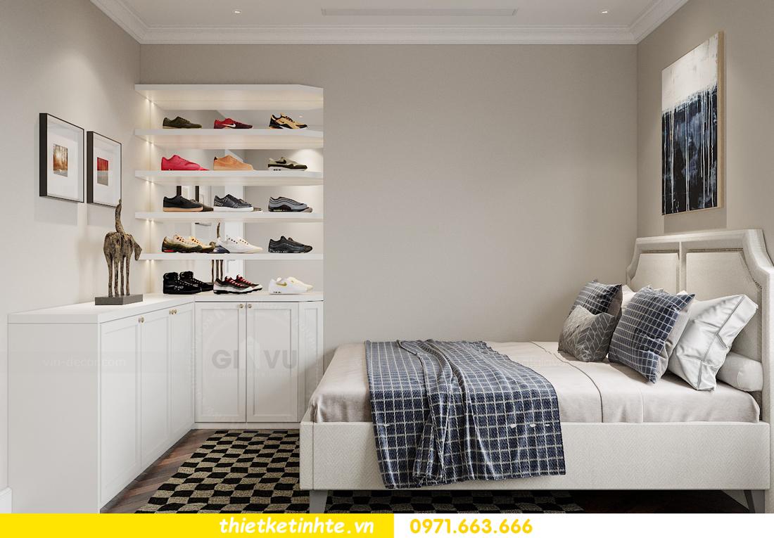 thiết kế nội thất căn hộ 3 phòng ngủ tại Imperia Sky Garden 11
