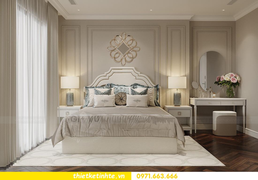 thiết kế nội thất căn hộ 3 phòng ngủ tại Imperia Sky Garden 8