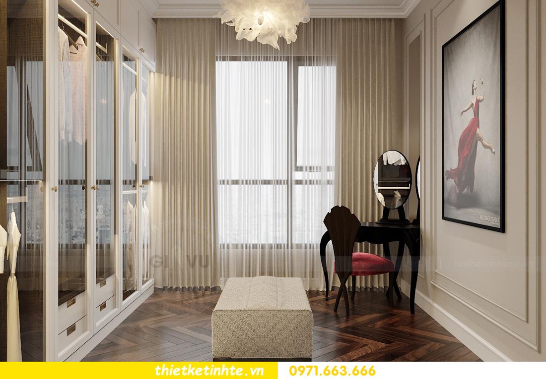thiết kế nội thất căn hộ 3 phòng ngủ tại Imperia Sky Garden 9