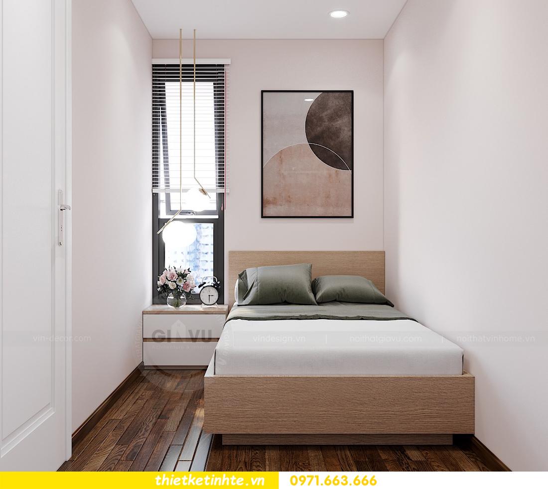 thiết kế nội thất căn hộ West Point tòa W1 căn 02 View10