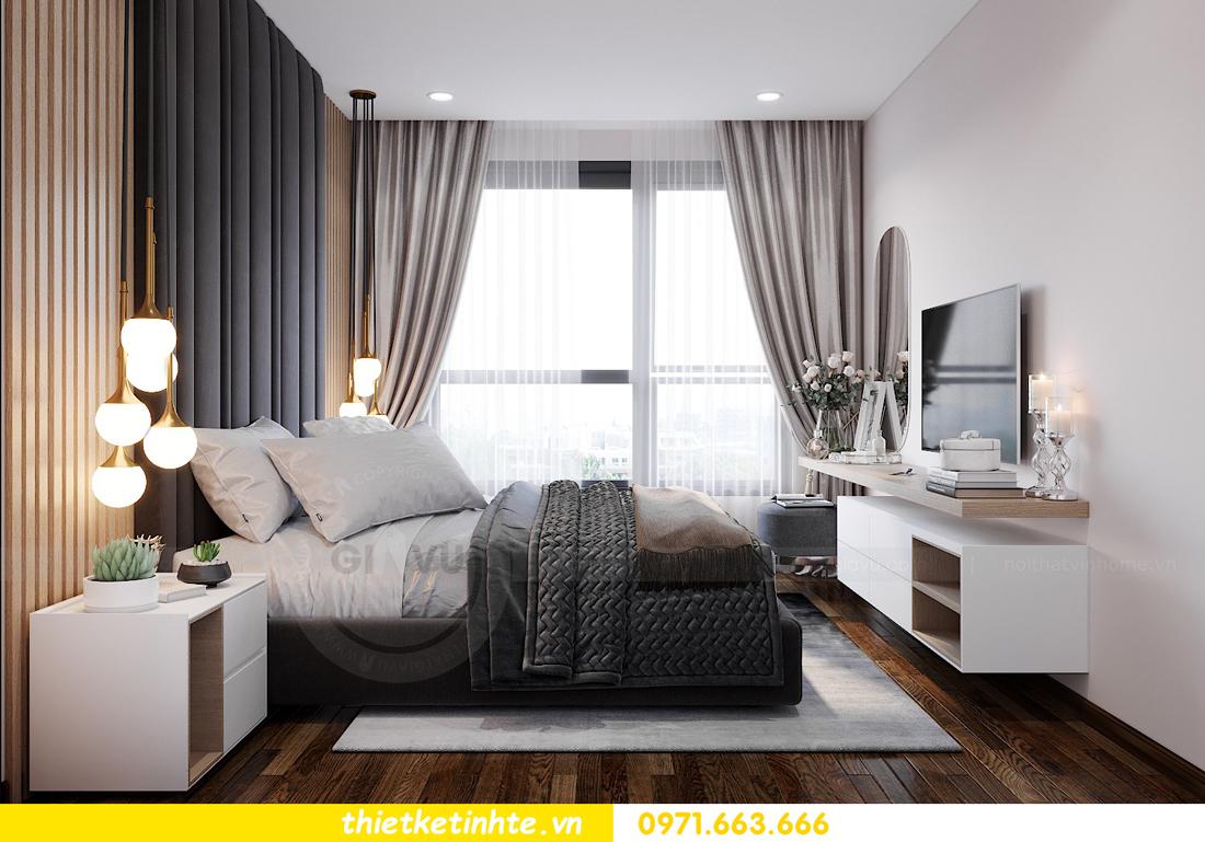 thiết kế nội thất căn hộ West Point tòa W1 căn 02 View6