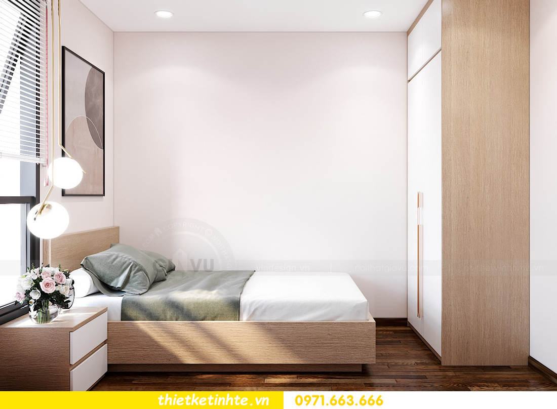 thiết kế nội thất căn hộ West Point tòa W1 căn 02 View9