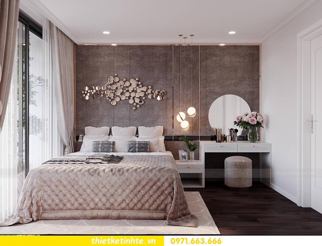 thiết kế nội thất chung cư Sunshine Garden nhà chị Nhung 7