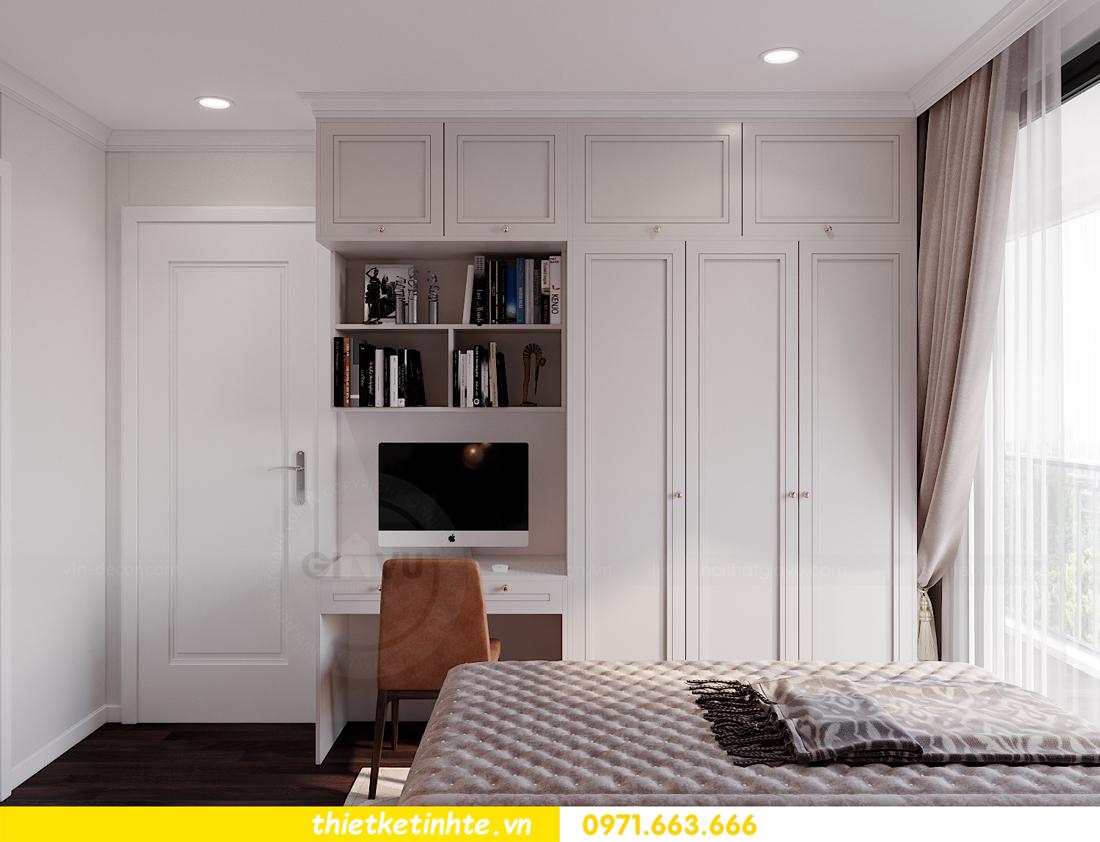 thiết kế nội thất chung cư Sunshine Garden nhà chị Nhung 8