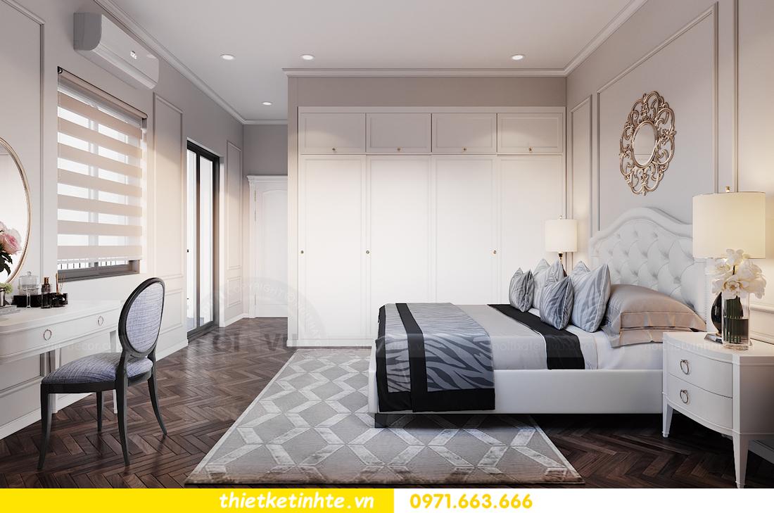 Mẫu thiết kế nội thất biệt thự đẹp tại Hải Dương 10