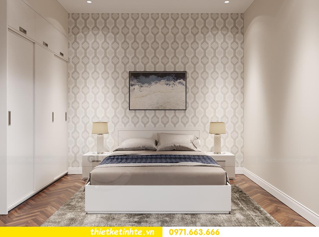 Mẫu thiết kế nội thất biệt thự đẹp tại Hải Dương 12