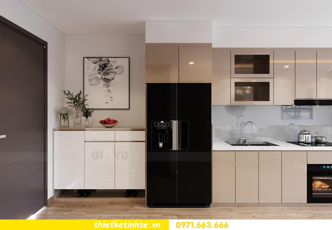 thiết kế nội thất căn hộ cho thuê tại Vinhomes West Point 01