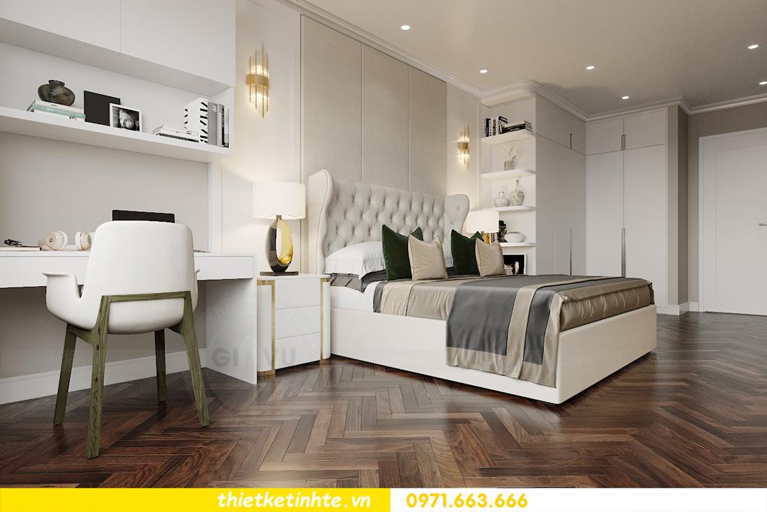 thiết kế nội thất nhà lô phố nhà chị Thu Bắc Ninh 11